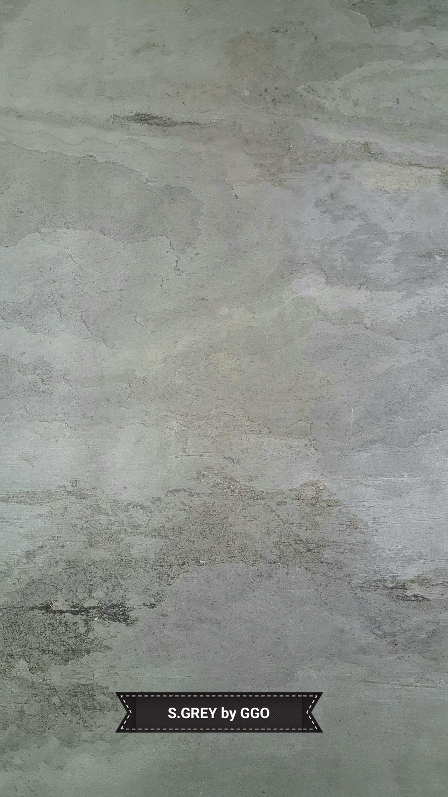 Feuille de pierre s grey