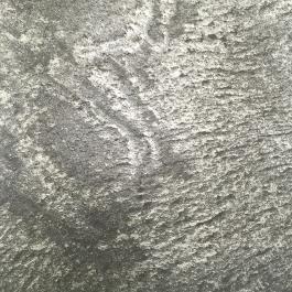 Tapisserie en feuille de pierre Galaxy