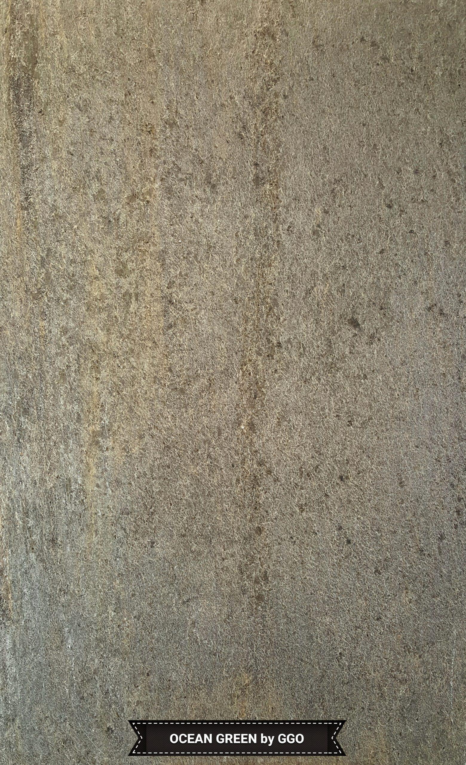 Feuille de pierre ocean green