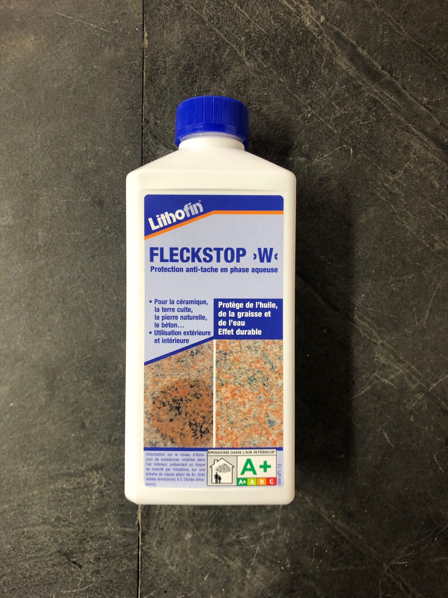 Lithofin fleckstop W 500 ml