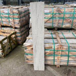 Bordure grès kandla gris 150x25x3/5