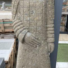 Statue guerrier xian 2M