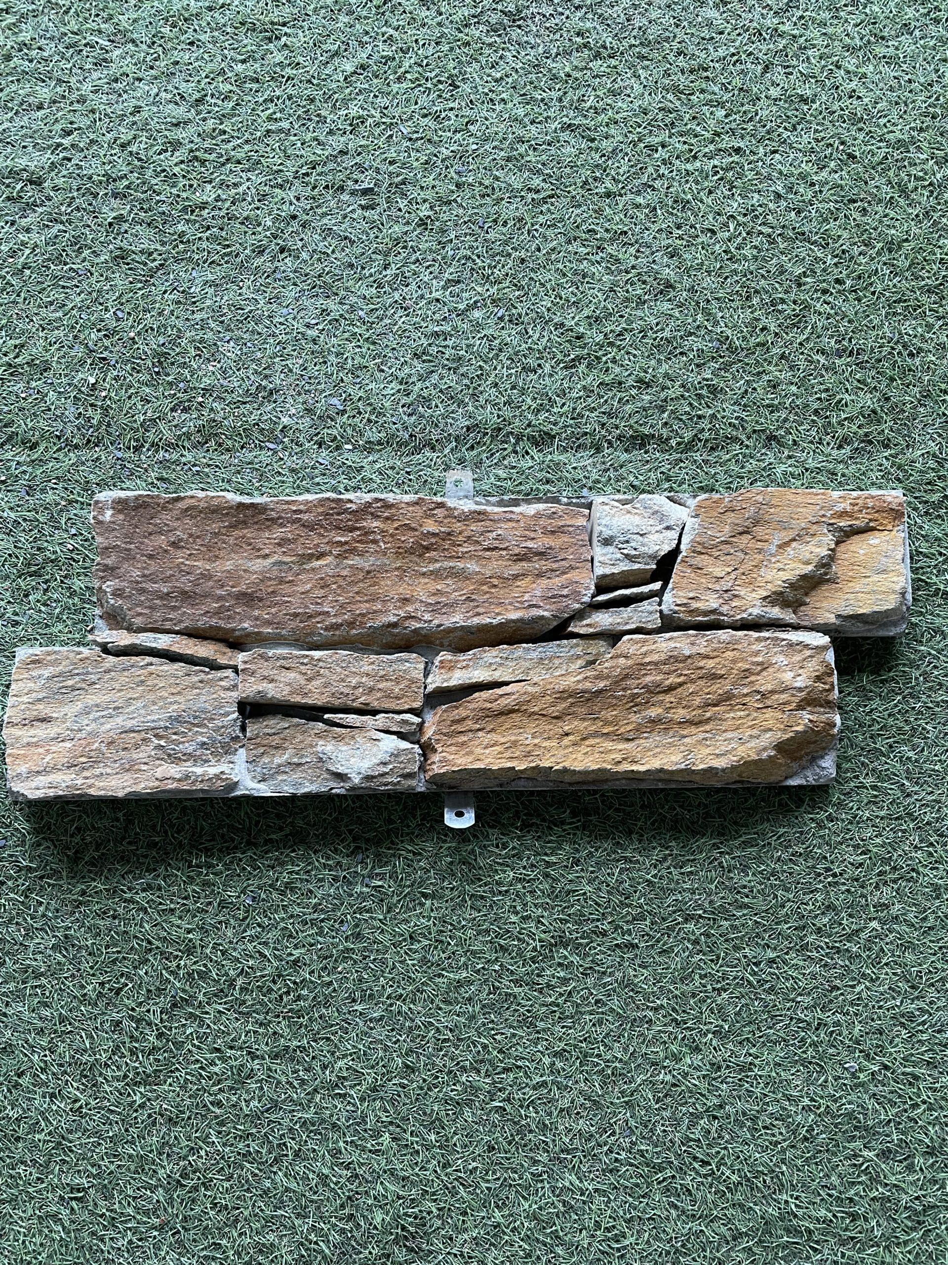 Parement quartzite sahara